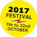 2017 Festival 7th to 22nd October!