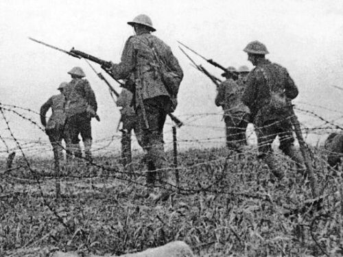 Silent Movie: The Battle of the Somme